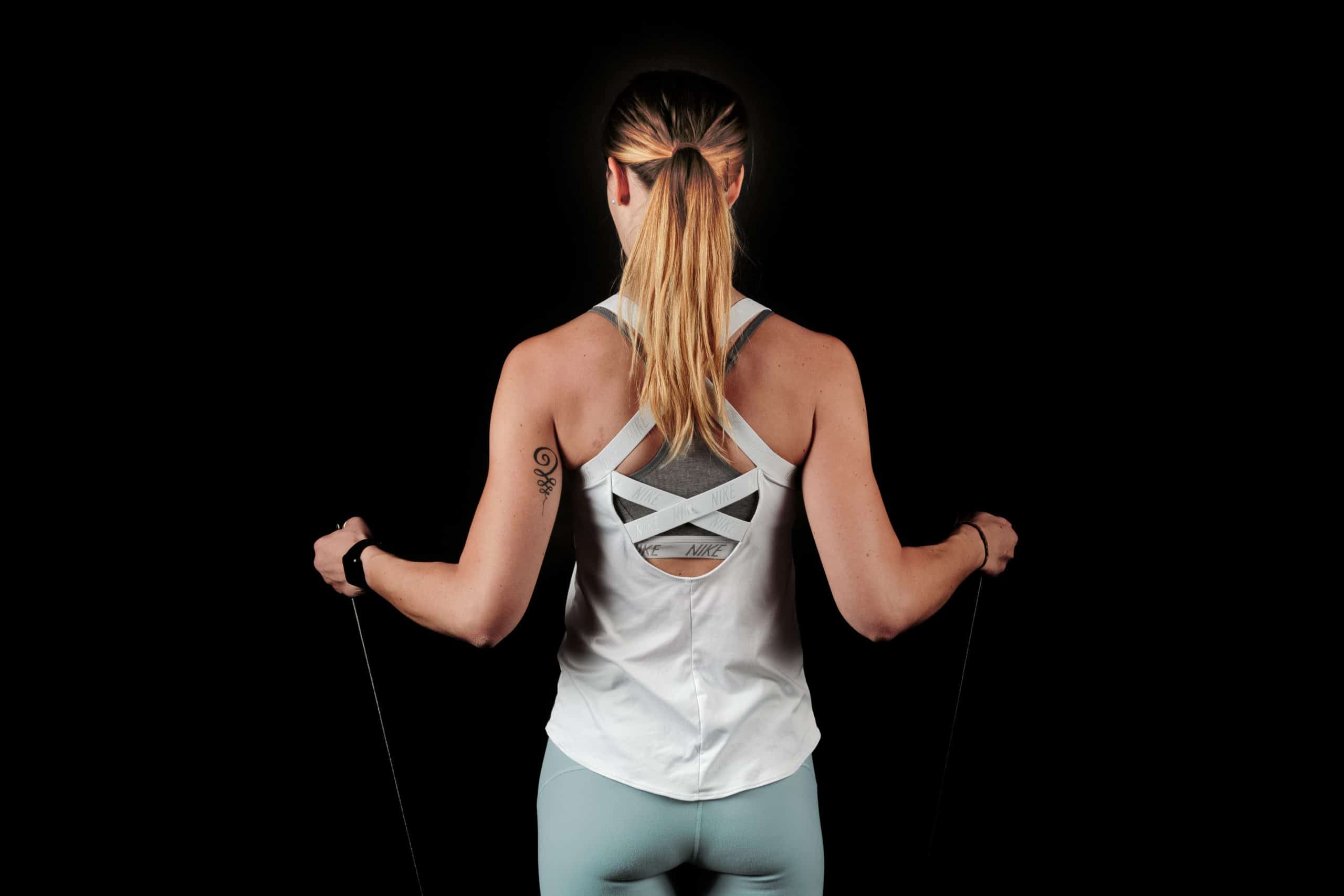 Resistance Bands In Horse Training Improve Stability
