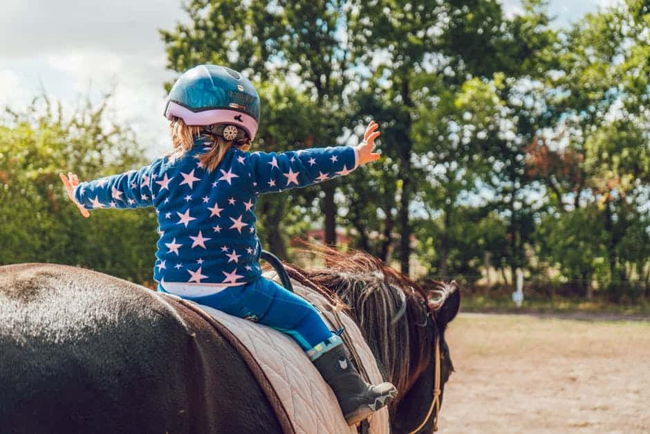 Kids' Horse Riding Gear That You Must Buy