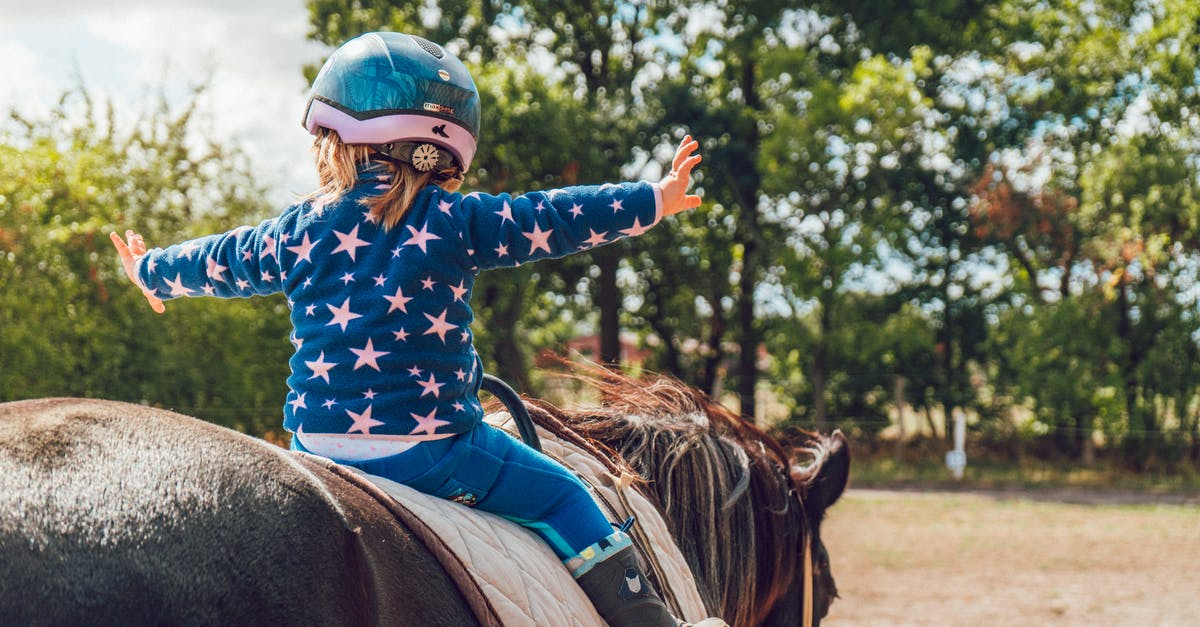 childrens horse riding gear